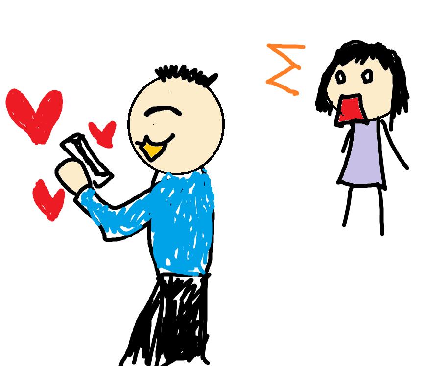 婚活サイトで同居人に恋人ができた話