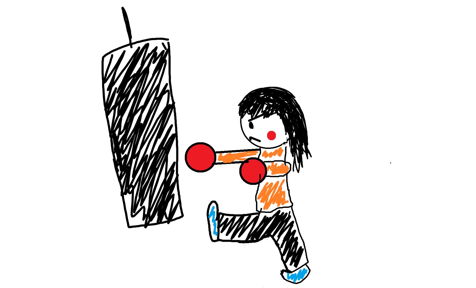 女ひとりで大丈夫!キックボクシングで超ストレス解消した話