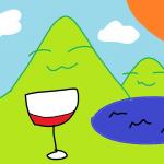 バンクーバーからバスでケロウナに行ったら、ワインも景色も最高だった話。